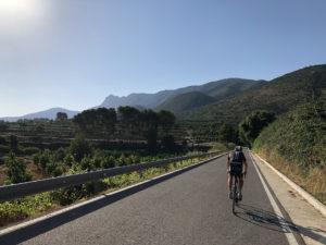 Road Biking Spain
