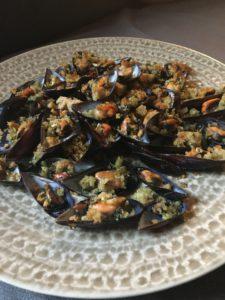 Mussels spain